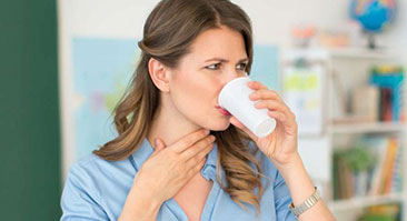 How to Recover From SORE Throat