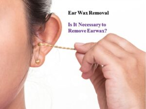 Ear wax removal in Hyderabad