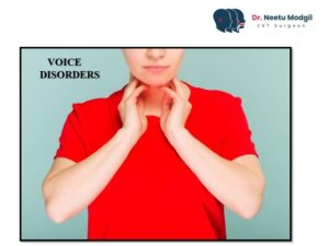 voice disorders treatment